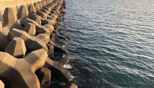 姫路で釣りがしたい。姫路の釣り場紹介。