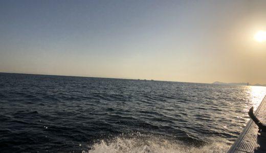 徳島県の釣り船水天丸でカワハギを釣る!